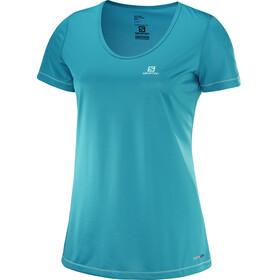 Salomon Mazy - T-shirt manches courtes Femme - bleu